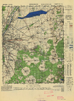 Bavaria 1:50,000, Munchen (East)
